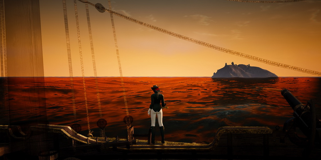 Black Desert: Где-то в море ждут вас неприятности...
