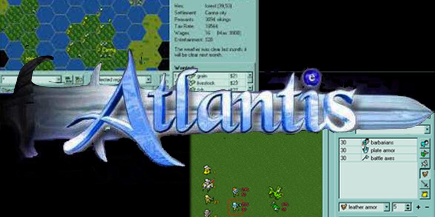 Зеркало для героя: Atlantis PbEM: Машина времени
