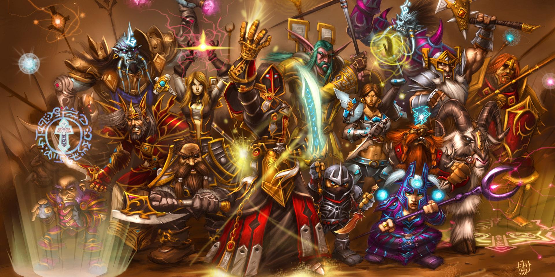 World of Warcraft: Поиск старых друзей: отличная задумка от Blizzard