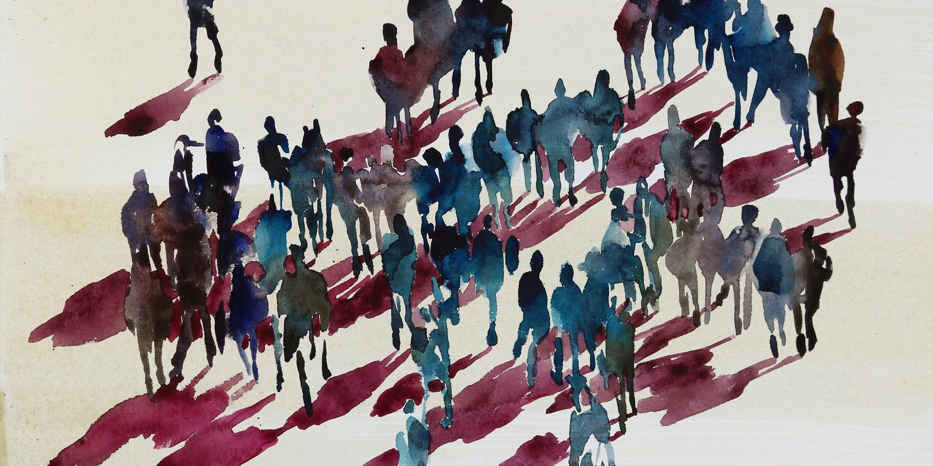 Теория MMO: Какая массовость нужна людям: Социальные Группы (часть вторая)