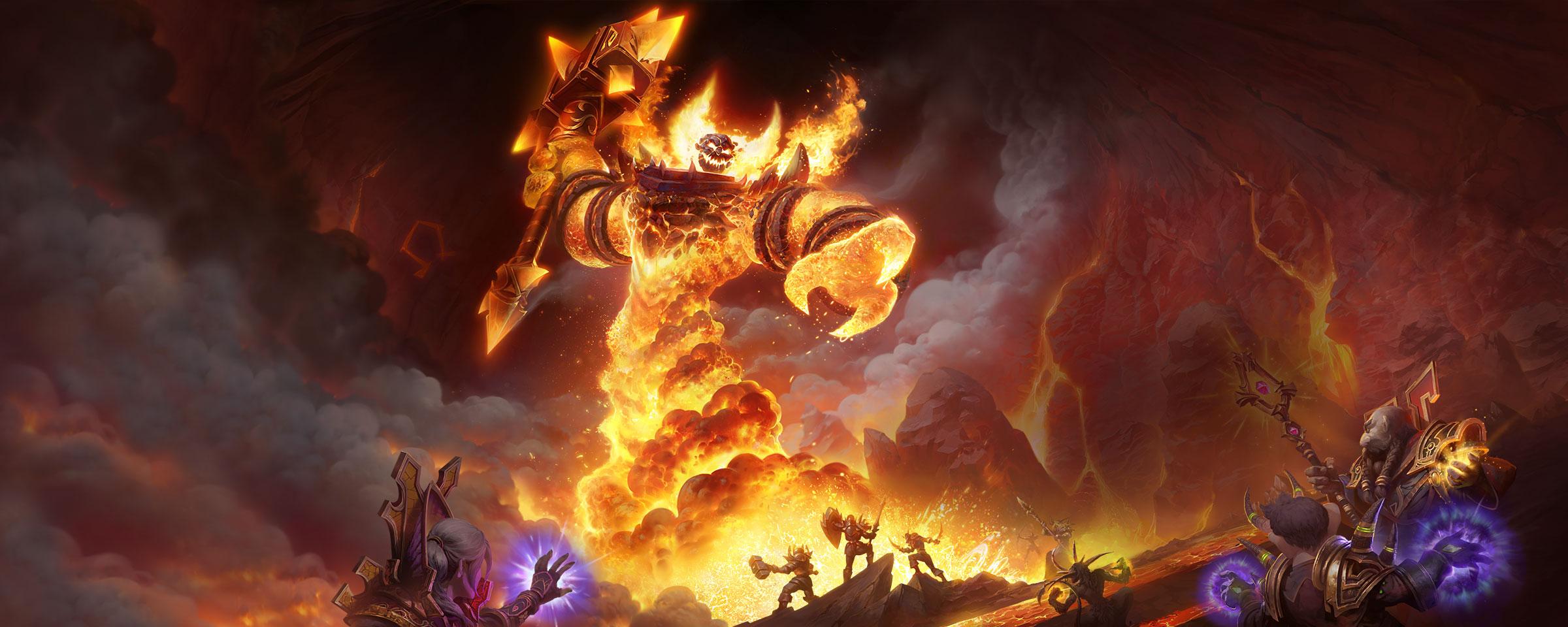 World of Warcraft: Выбор ммозговедов для игры в Classic WoW? (Europe)