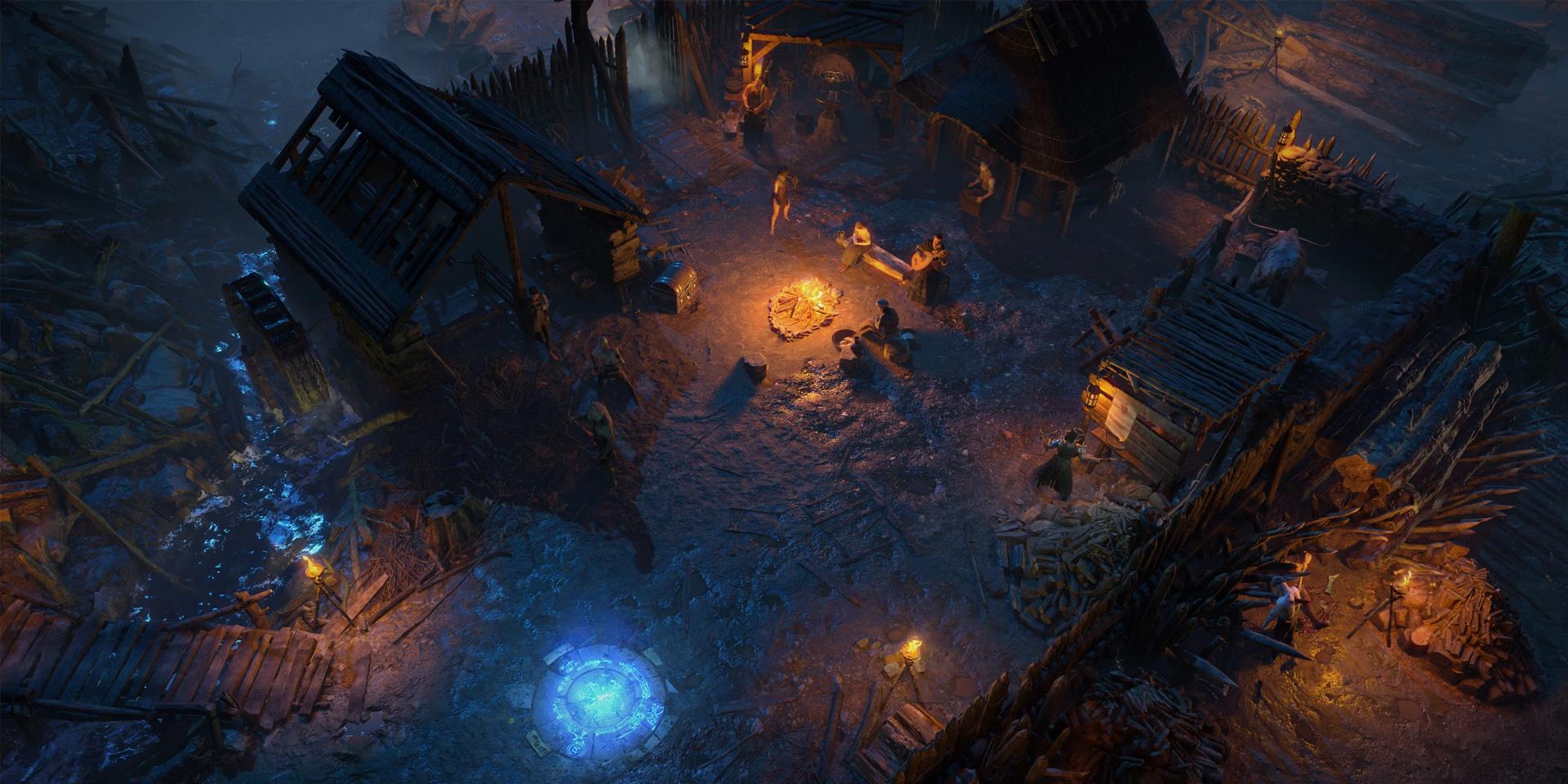 неММО: Анонсирована Path of Exile 2