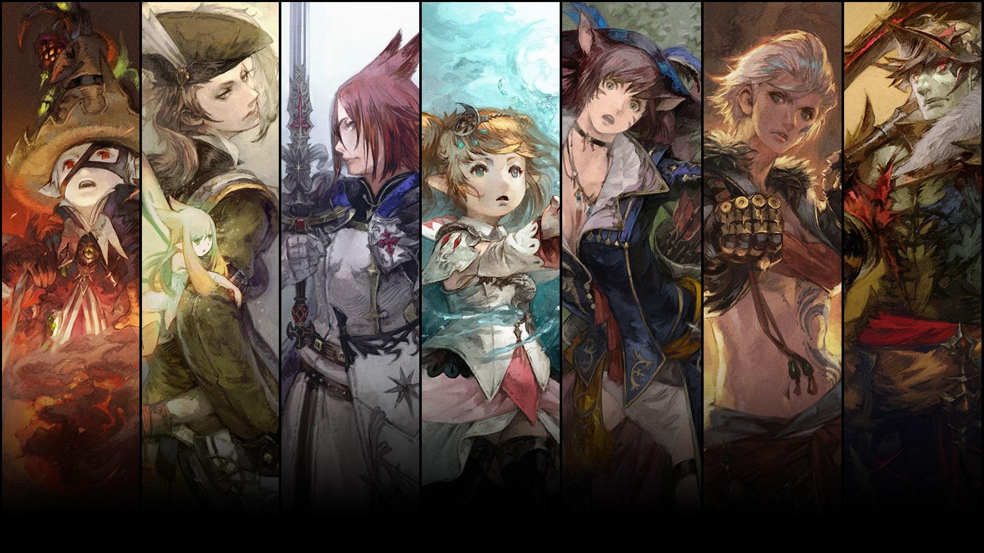 Final Fantasy XIV: Большое расширение Бесплатной пробной версии FINAL FANTASY XIV