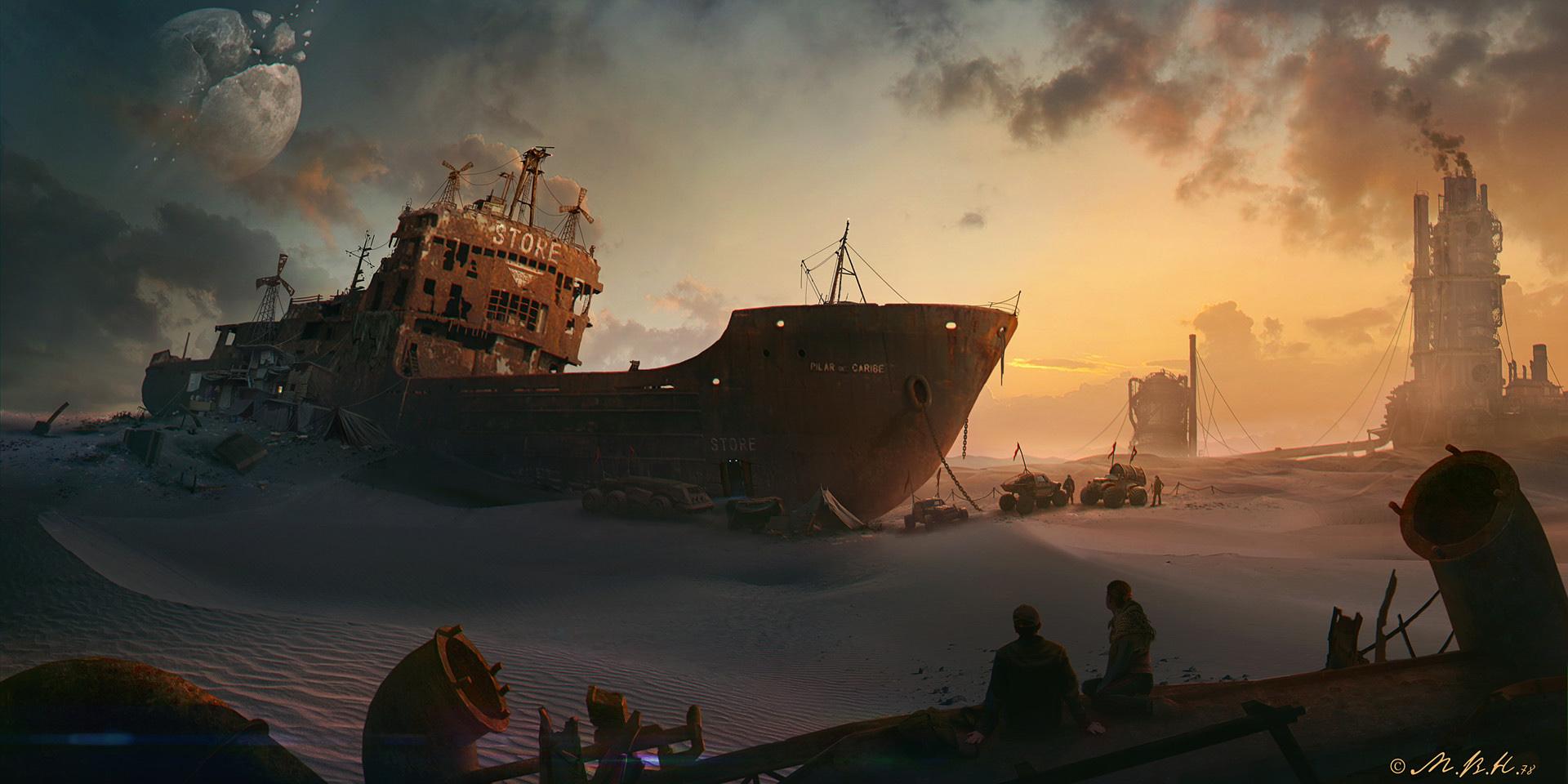 MMO-индустрия: Воображаемые миры Рафа Костера (часть вторая)