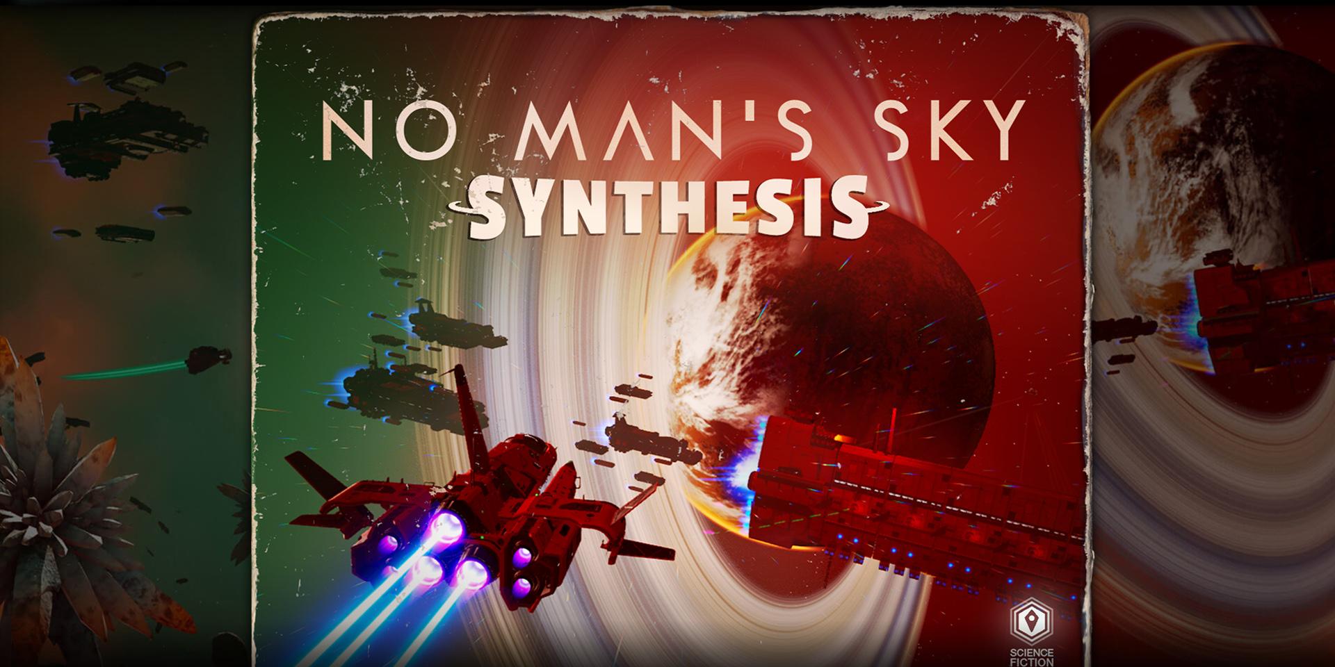 No Man's Sky: Synthesis: следующее крупное обновление NMS