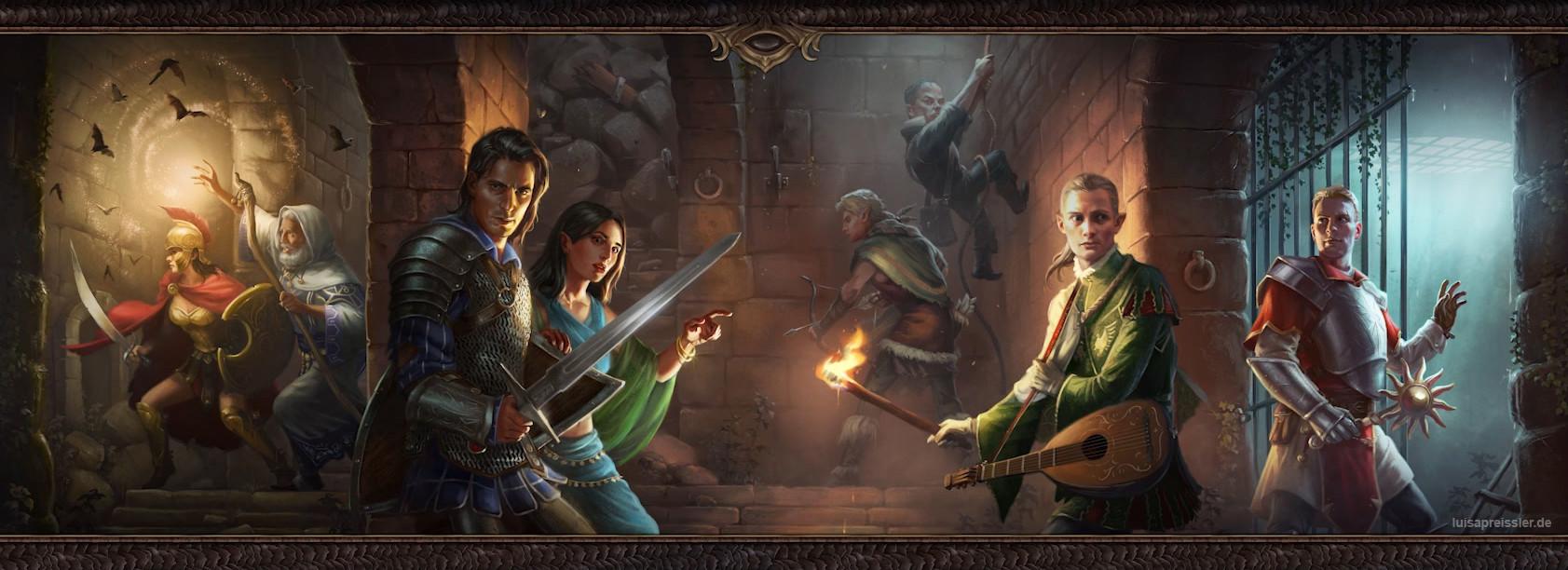 Мне только спросить: Роль гейм-мастера в RPG