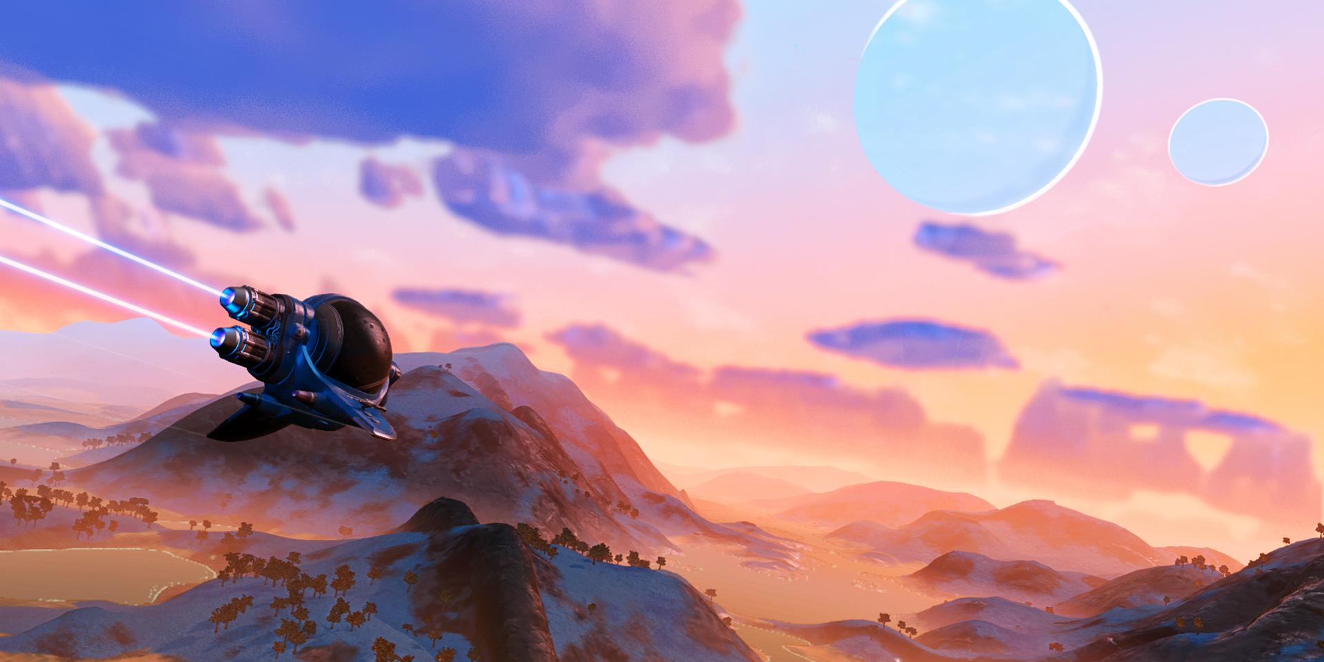 No Man's Sky: Координаты чудес