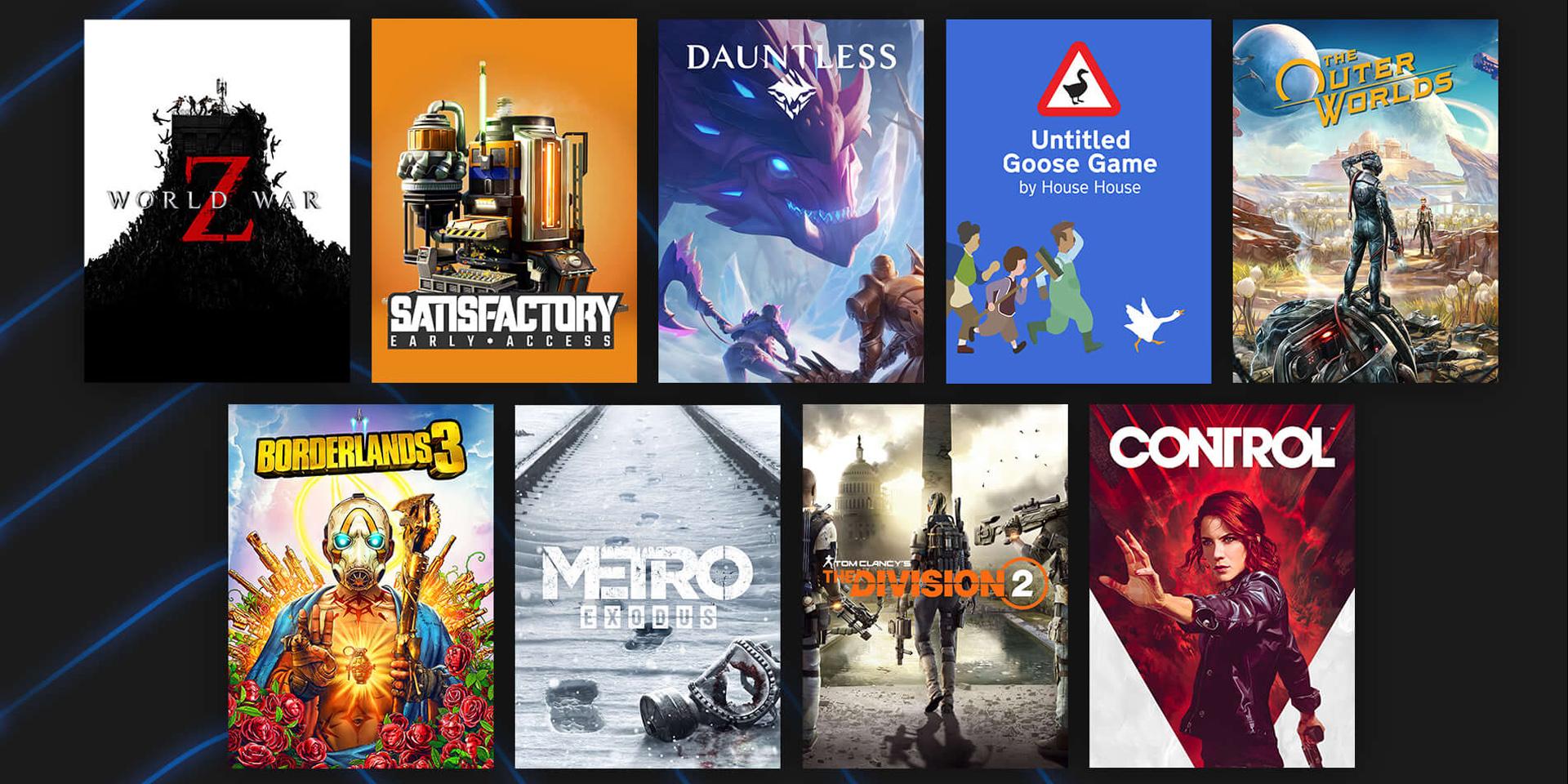 Игровая индустрия: Epic Game Store и бульдозерный марш
