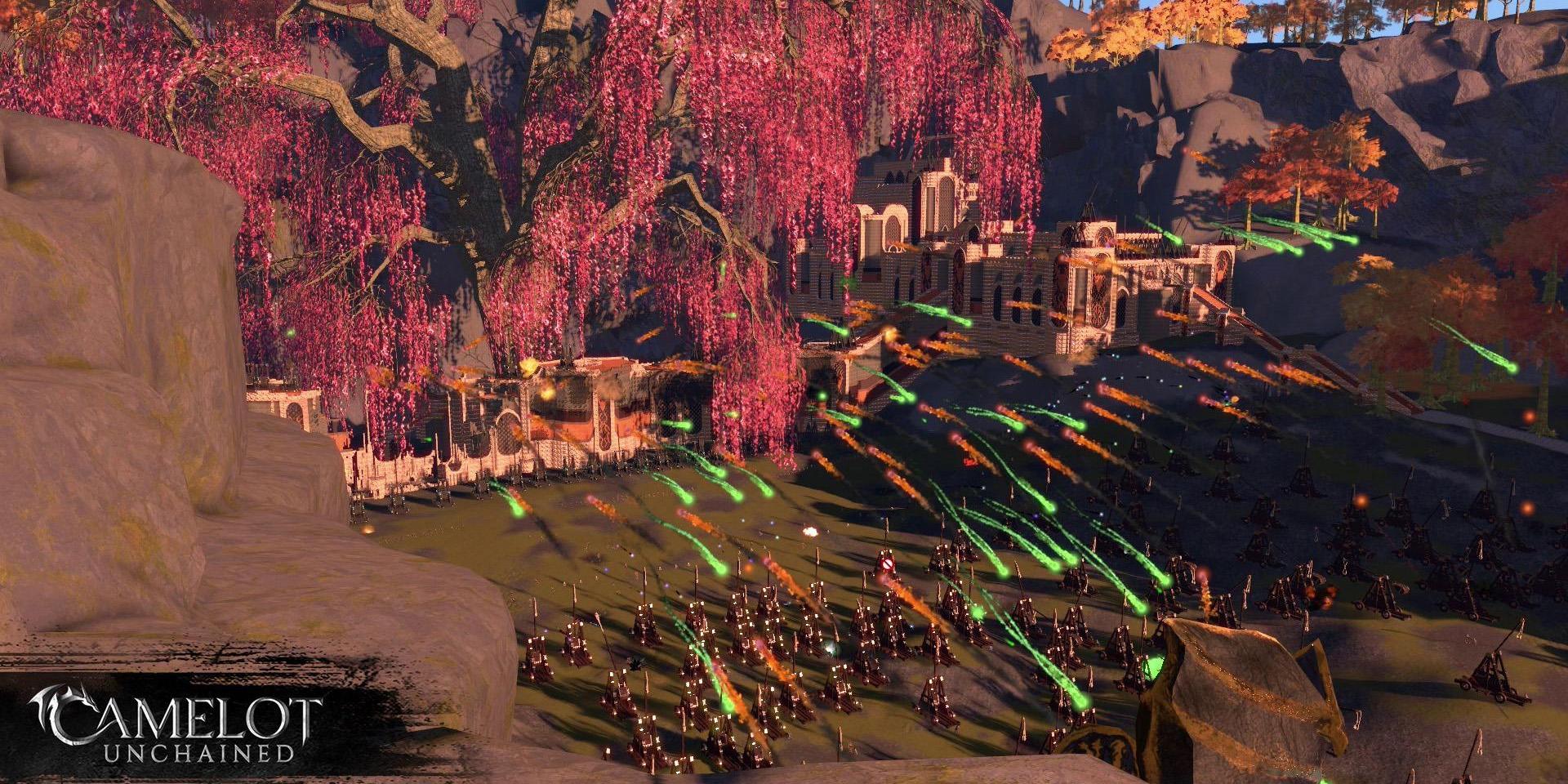 Camelot Unchained: Система разрушений для всех и планы на ближайшие три месяца