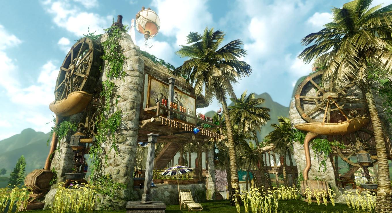 ArcheAge: Парад домов