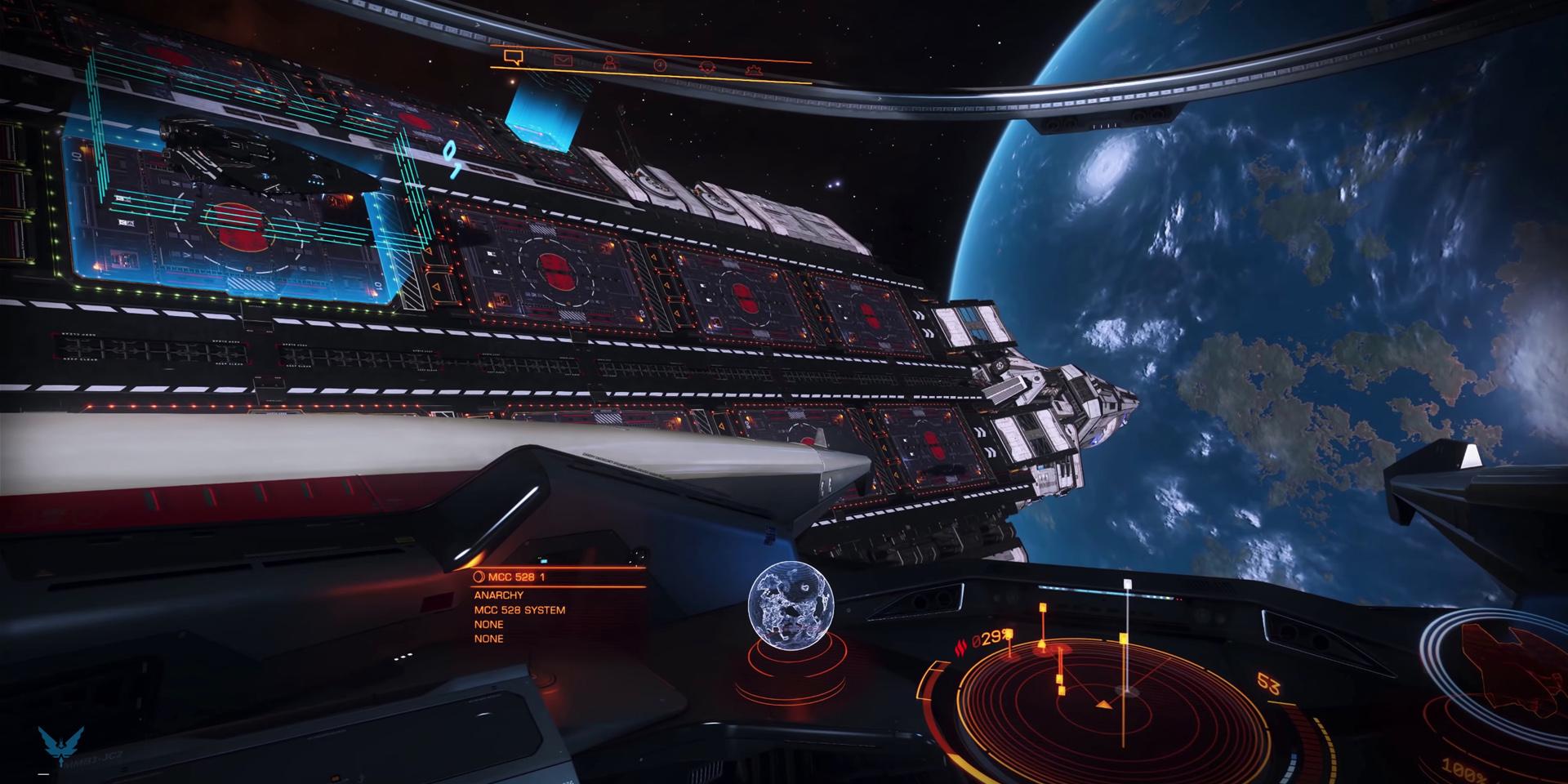 Elite: Dangerous: Fleet Carrier: дом там, где ты