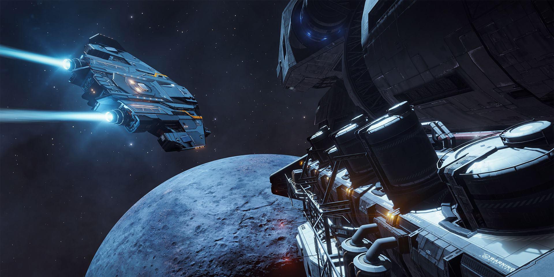 Elite: Dangerous: Авторы отказались от идеи больших затрат на поддержание Fleet Carrier