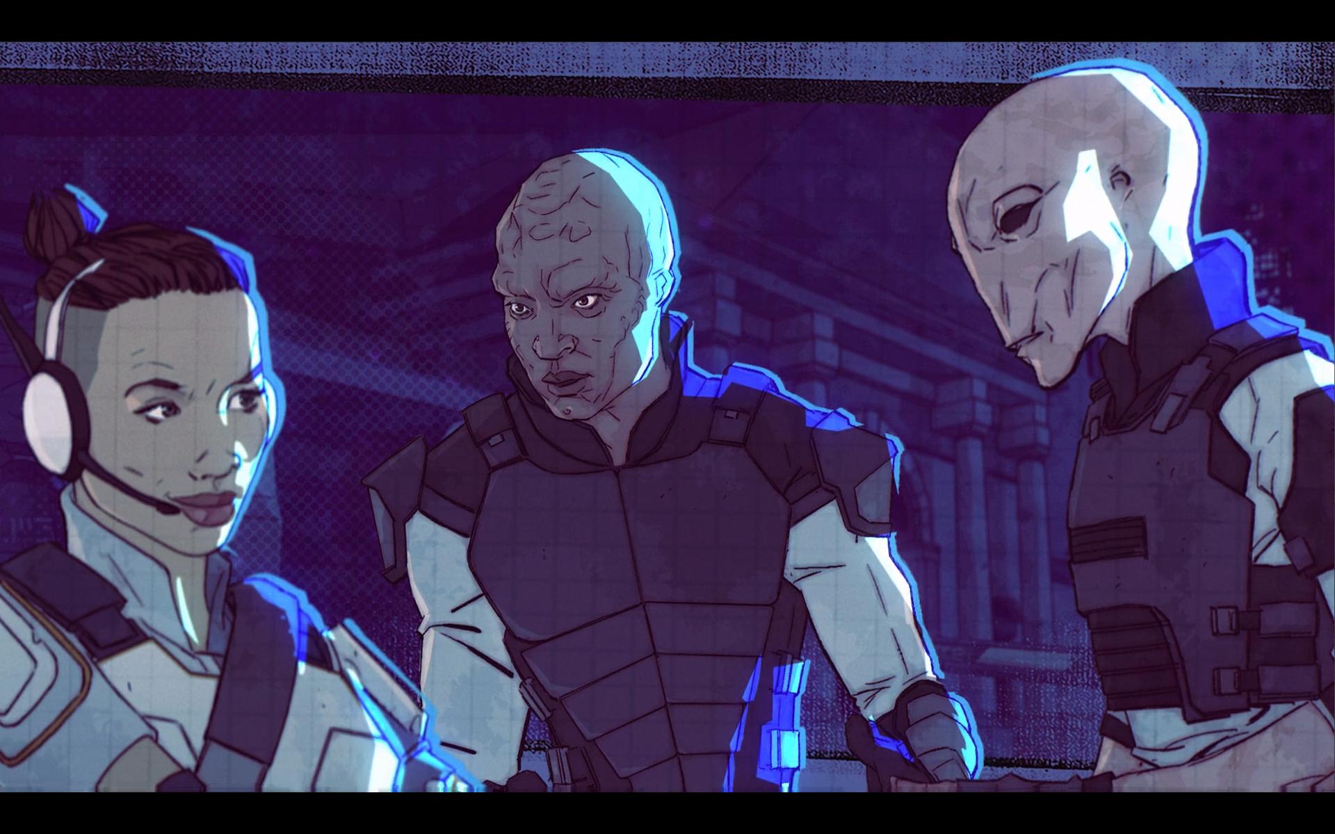 неММО: Chimera Squad: провал или спин-офф?