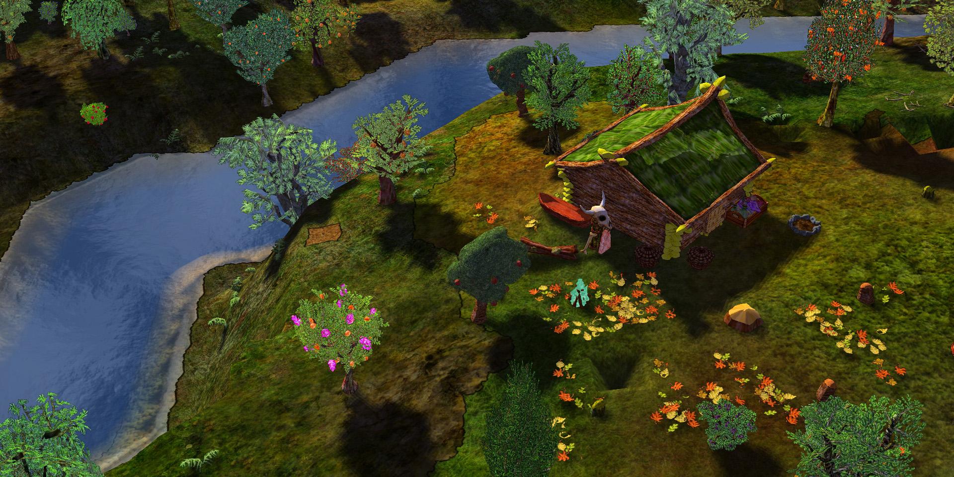 Haven and Hearth: Новый игровой клиент от разработчиков