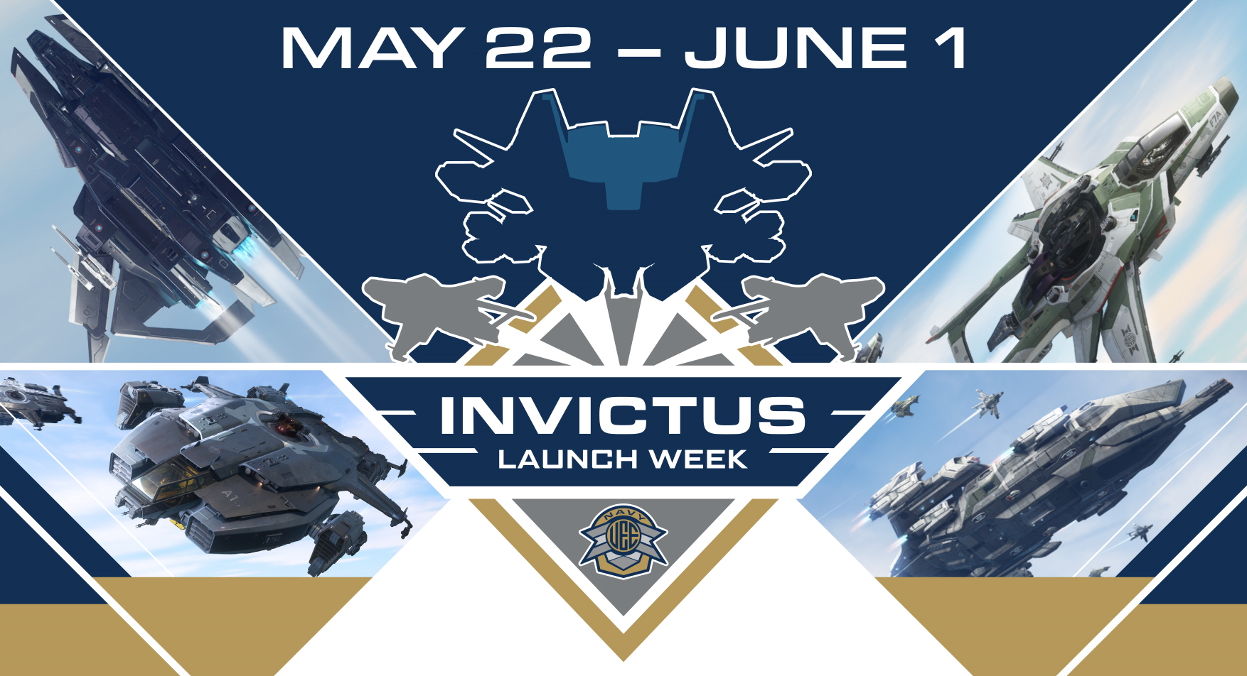 Star Citizen: Star Citizen: Invictus Launch Week (часть 1)