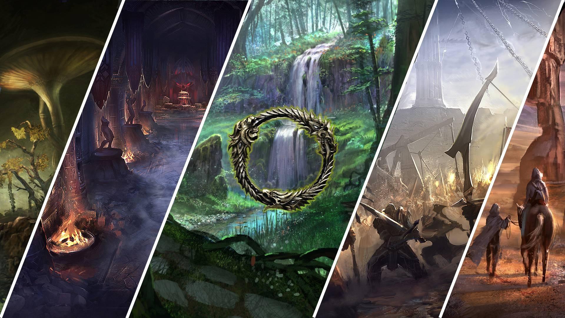 The Elder Scrolls Online: «Основы экономической теории» от Bethesda или как «купить» Elder Scrolls Online