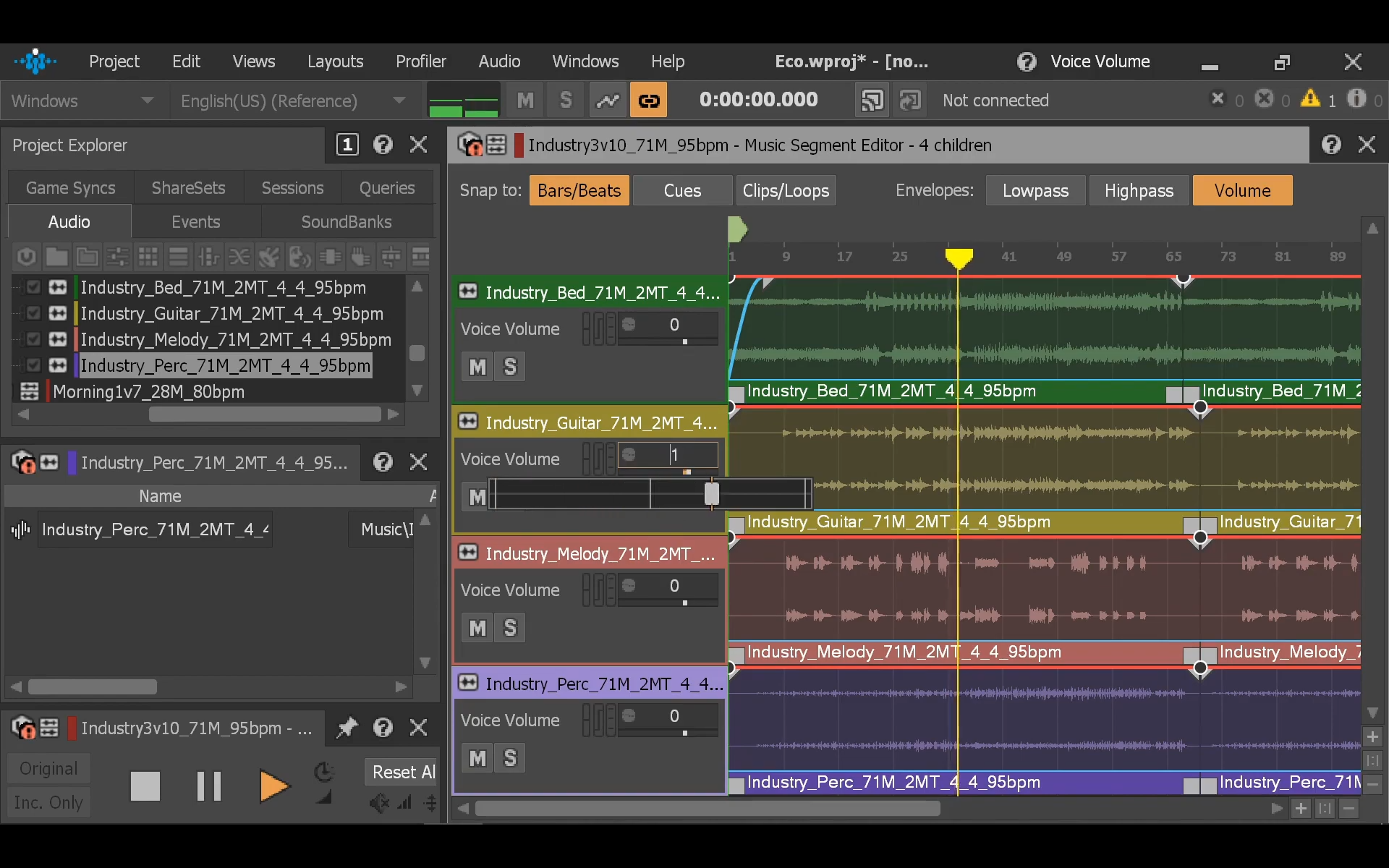 Eco: Девблог Eco 9.0: Новые звуки