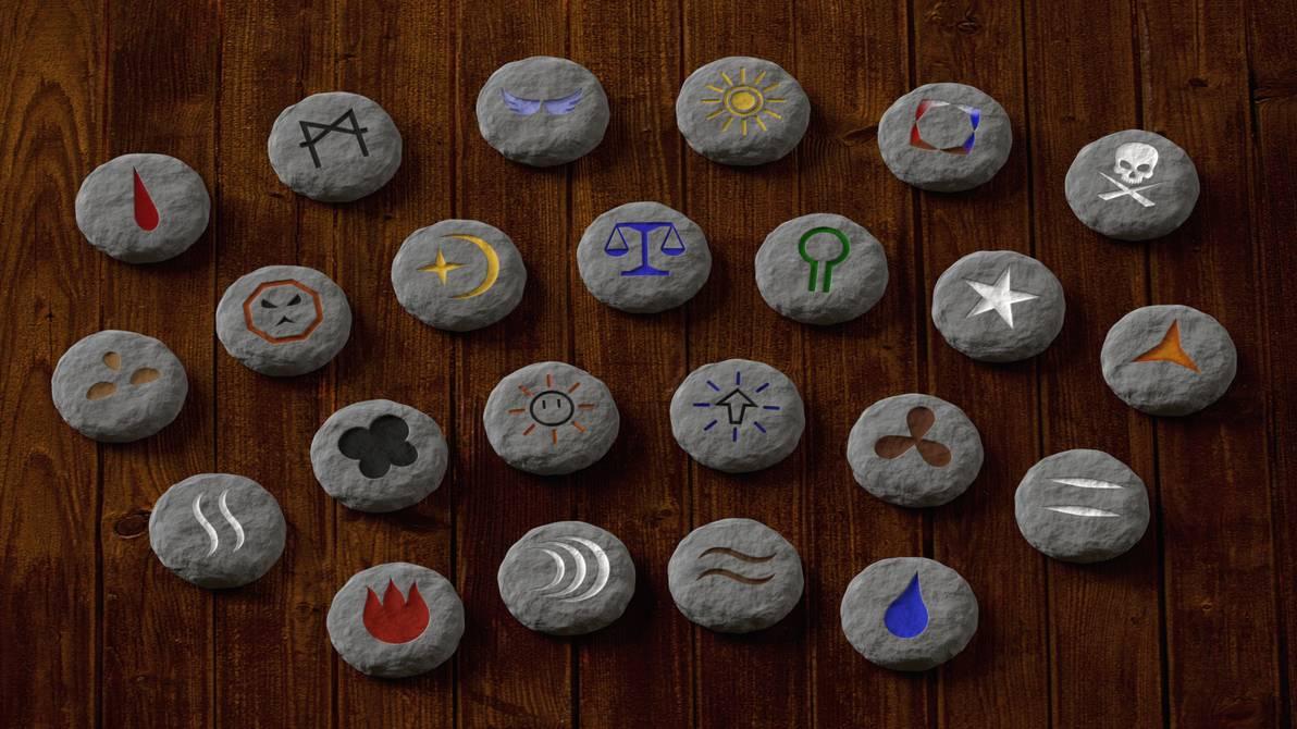 RuneScape: Руны своими руками, или основы руноделия
