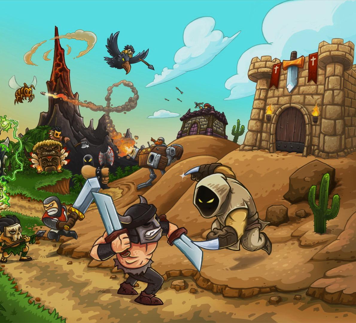 Игровая индустрия: Tower Defense - больше чем жанр