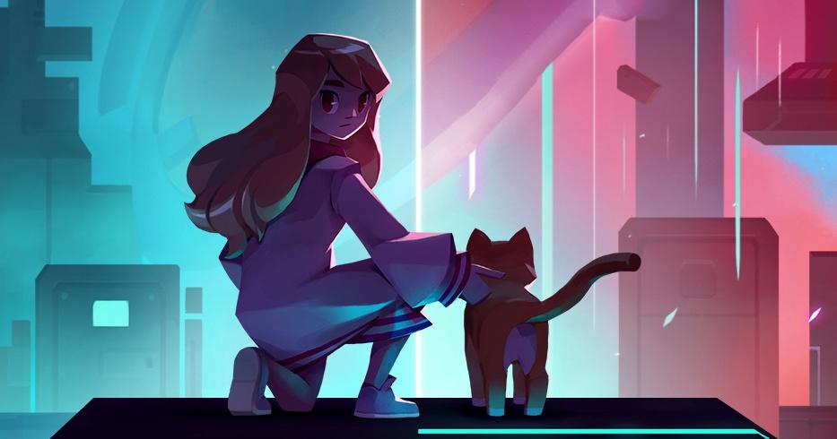 неММО: Timelie: человек и кошка
