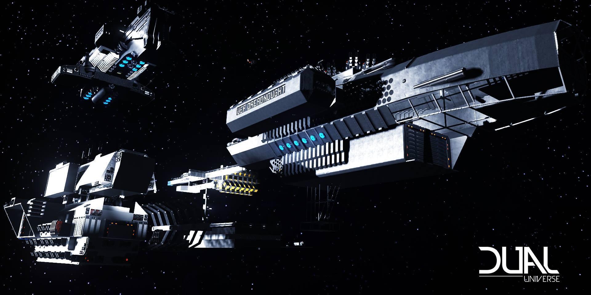 Dual Universe: Реверсивная хроника космического PvP