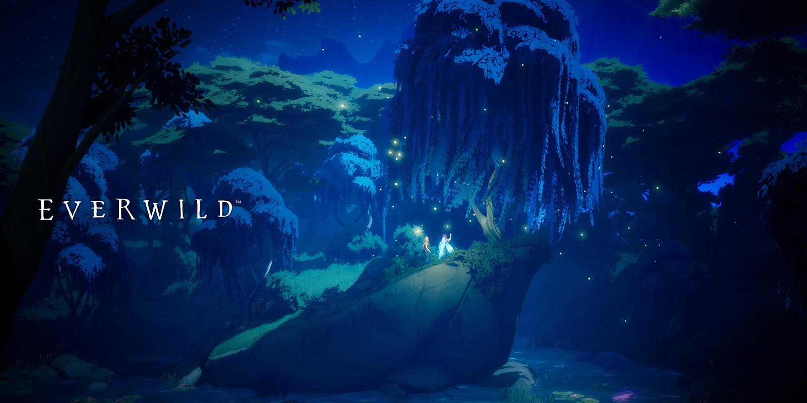 неММО: Новый трейлер Everwild