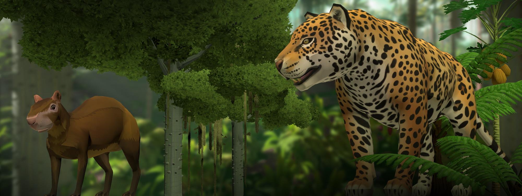 Eco: Девблог Eco 9.0: Новые животные