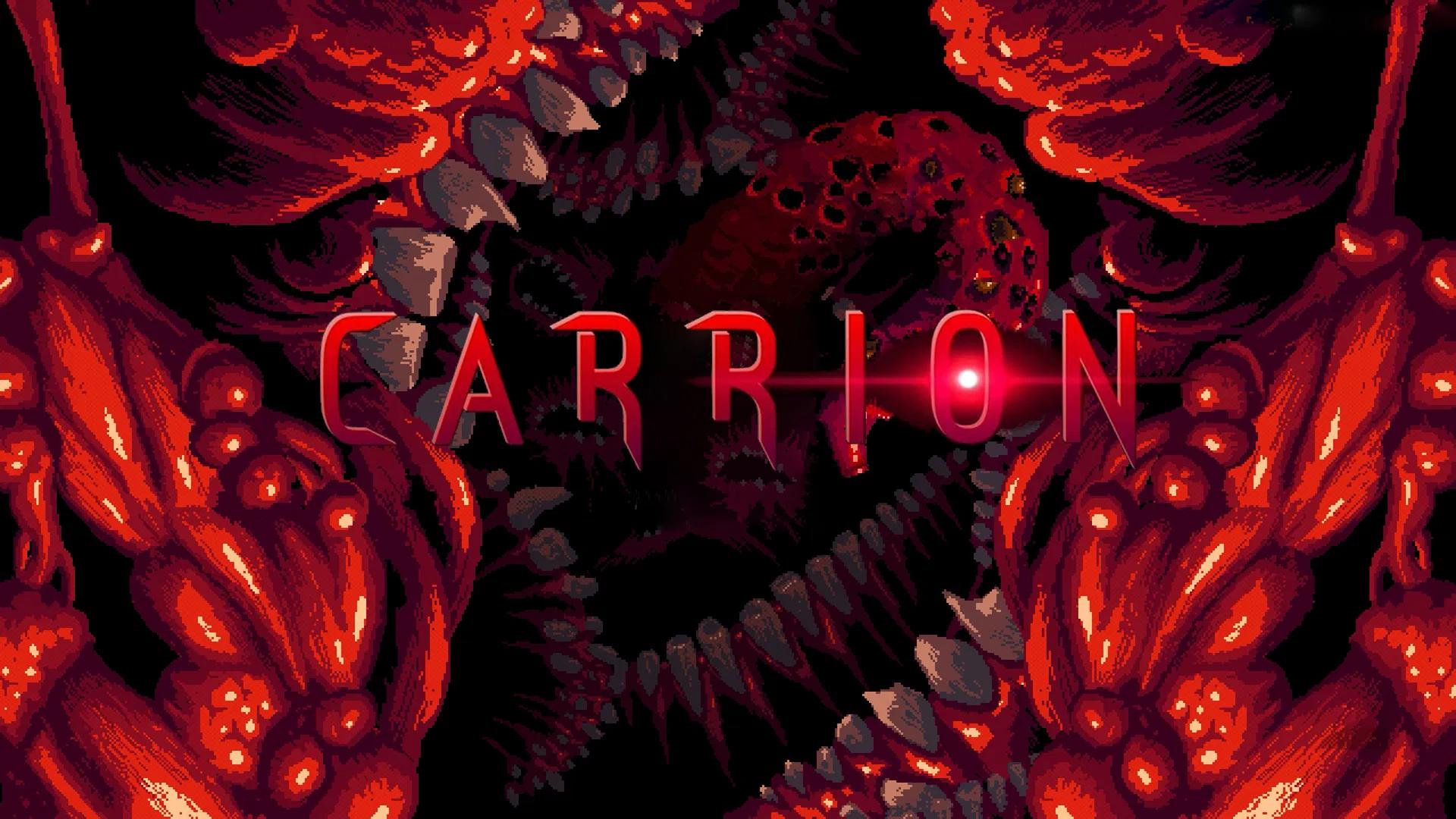 неММО: Carrion: приключения зеленоглазого нечто