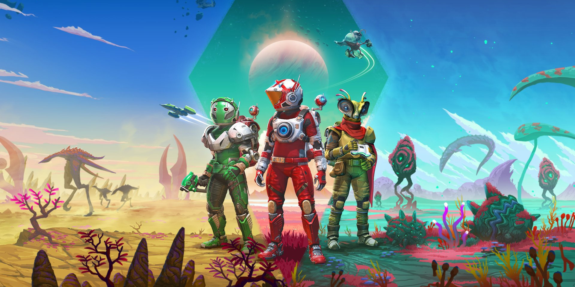 No Man's Sky: 3.0: Origins