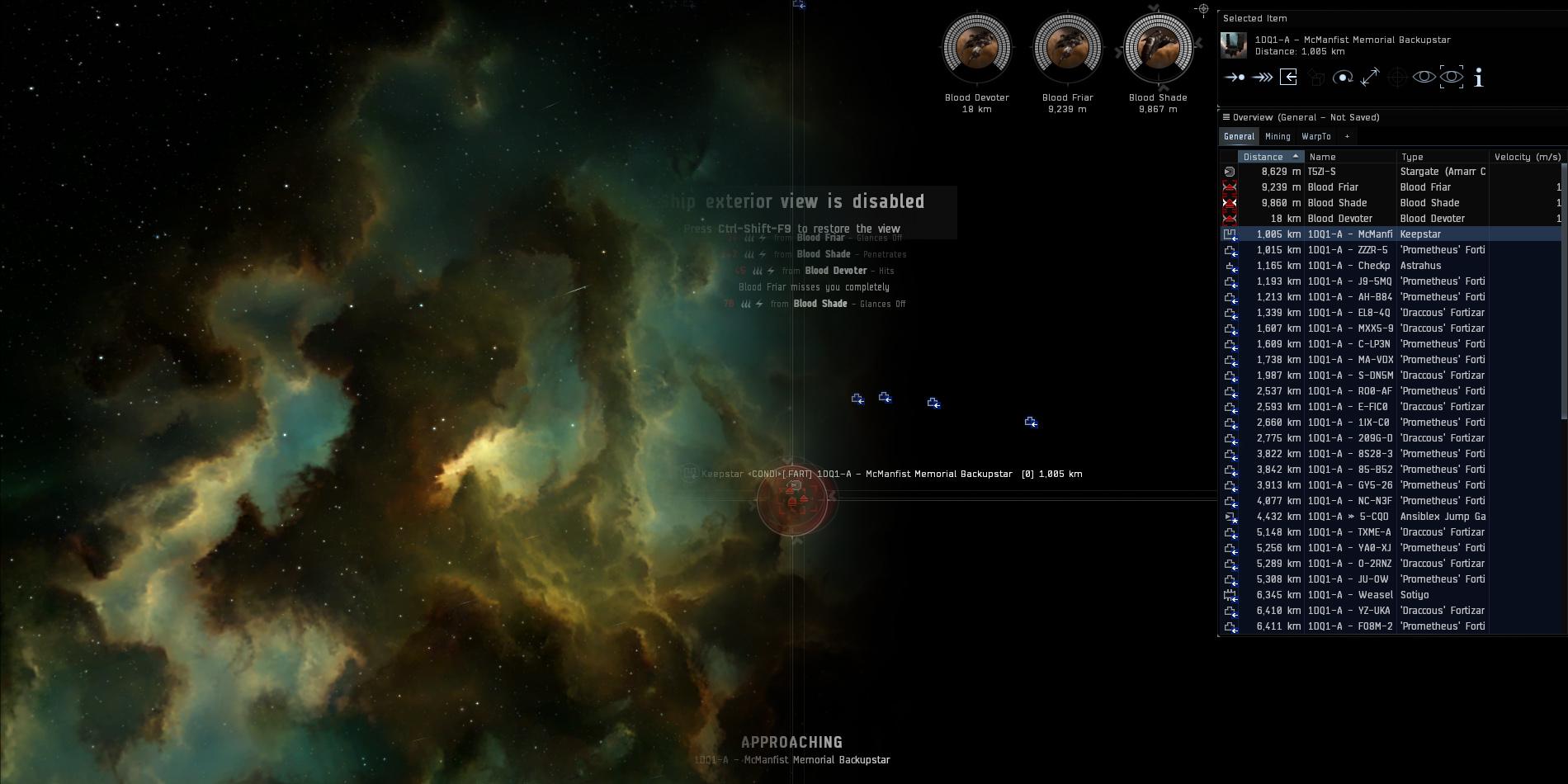 EVE Online: В темноту