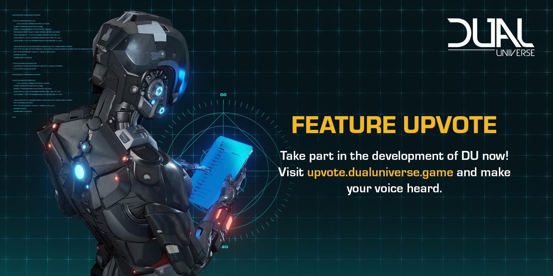 Dual Universe: План разработки и приоритеты