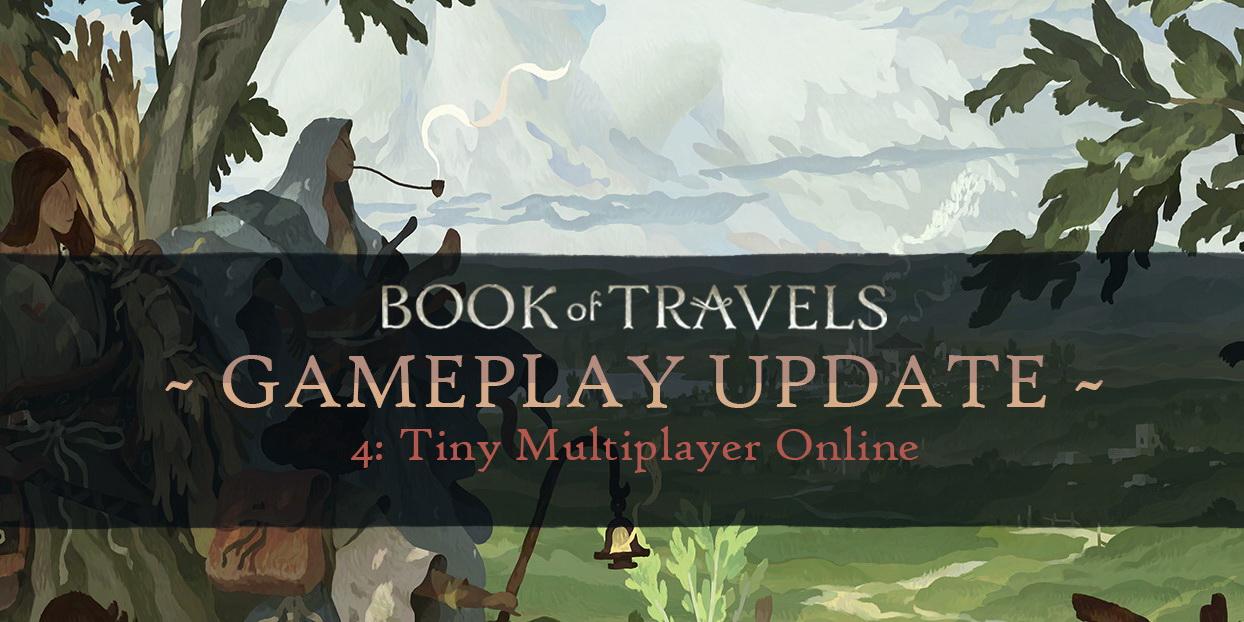 Book of Travels: Девблог о геймплее №4 - Что такое TMO?