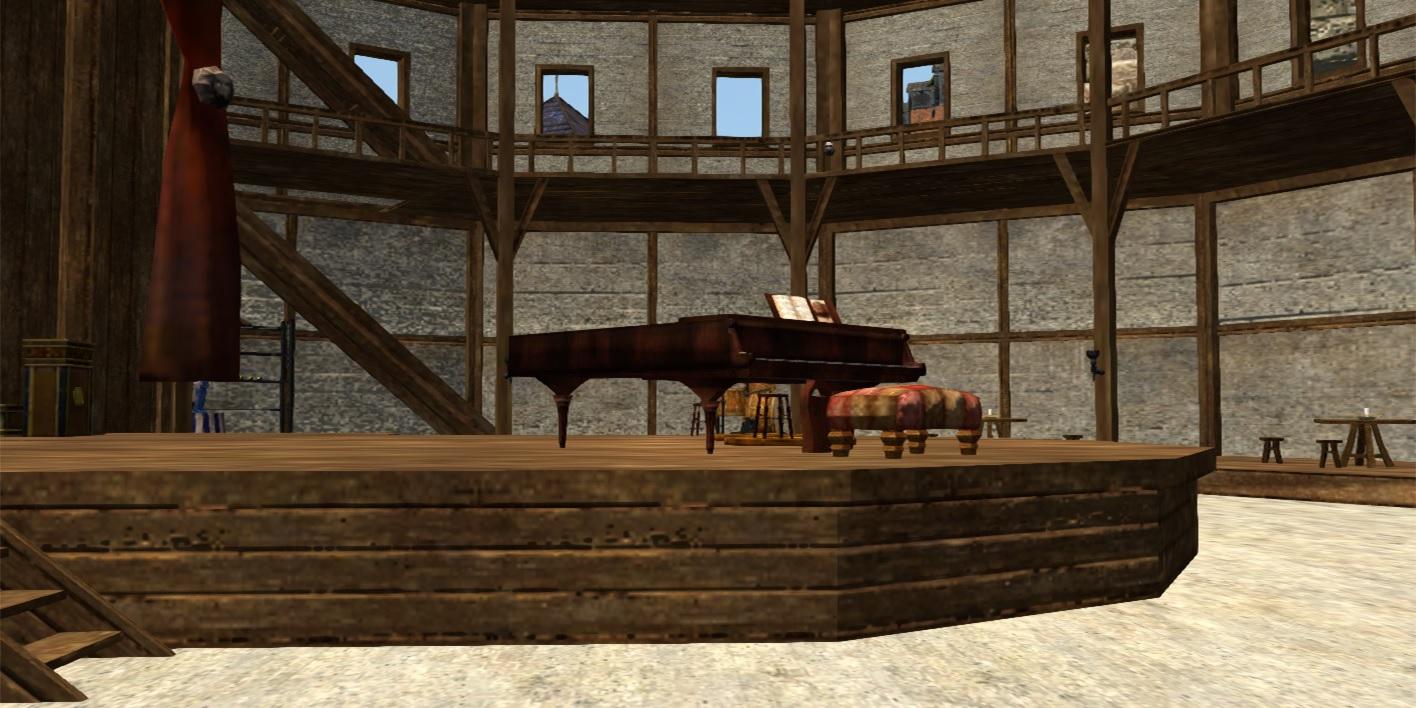 ArcheAge: Неоконченная пьеса для механического пианино