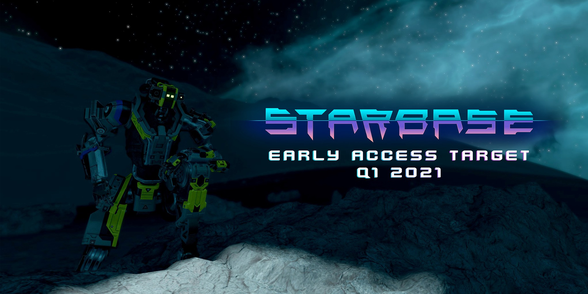 Starbase: Старт проекта в режиме