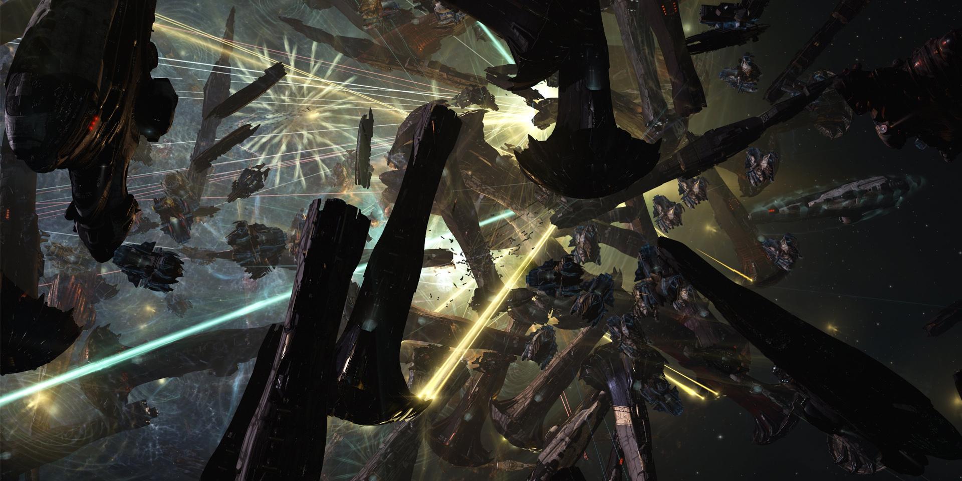 EVE Online: Оптимизация использования памяти игровым клиентом