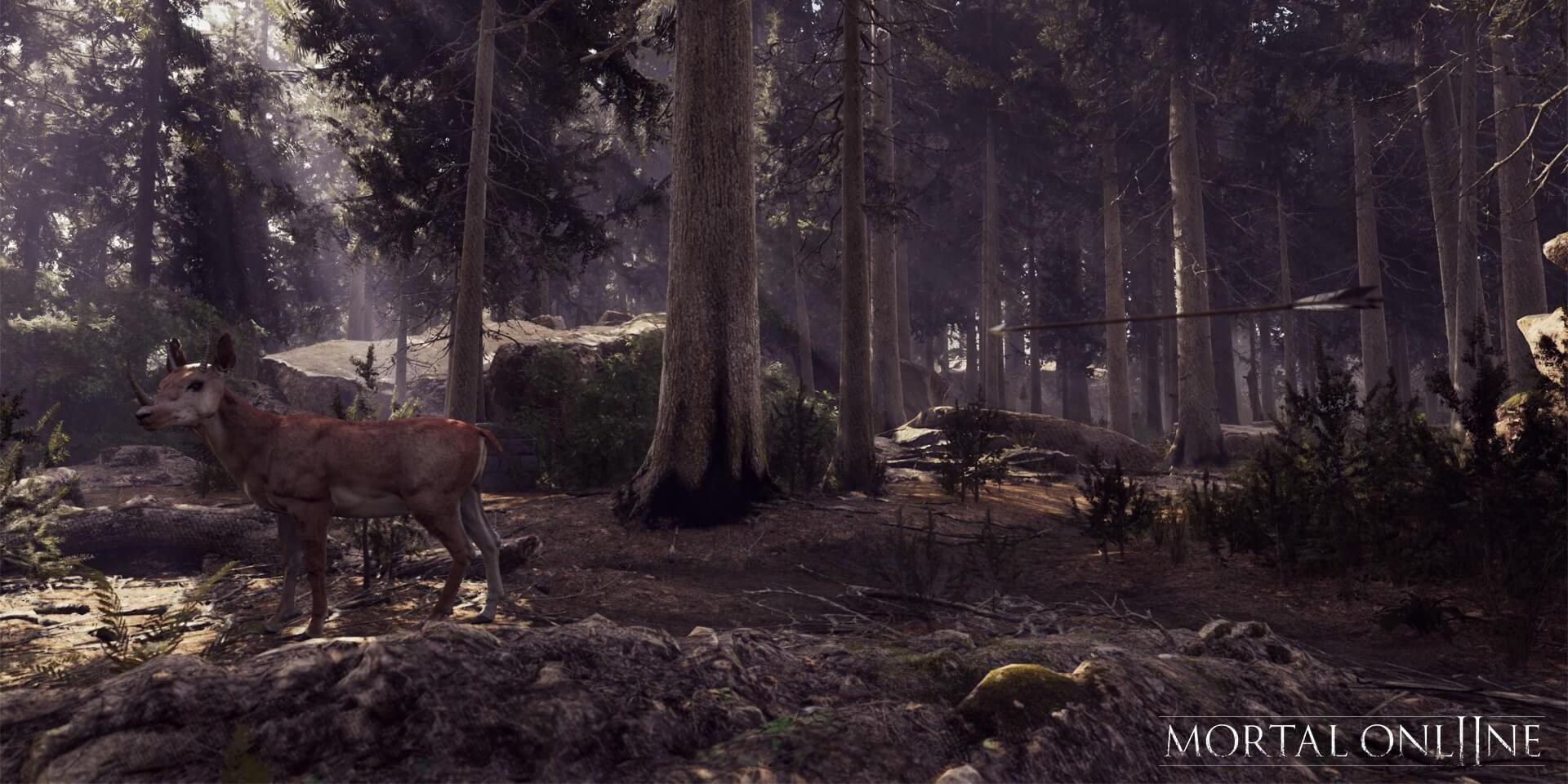Mortal Online 2: Нашествия и стадные инстинкты