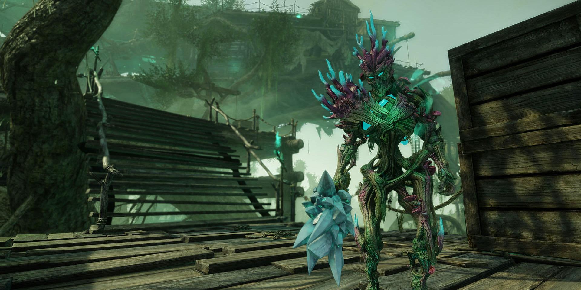 New World: Новости боевой системы: святая троица и усиленные элитные мобы
