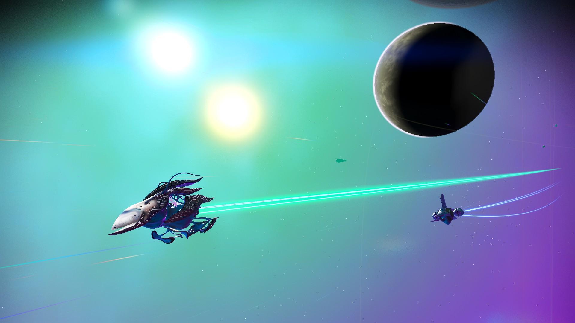No Man's Sky: Живой корабль, всё еще продолжение