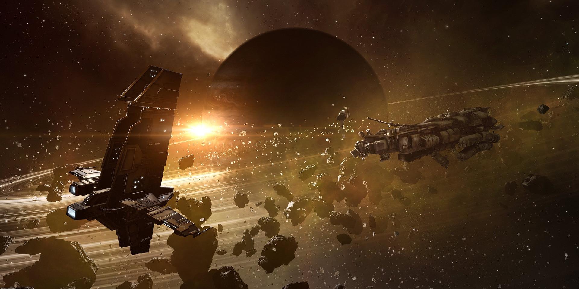 EVE Online: Аргументы в пользу цивилизации: ясный призыв к NRDS (часть первая)
