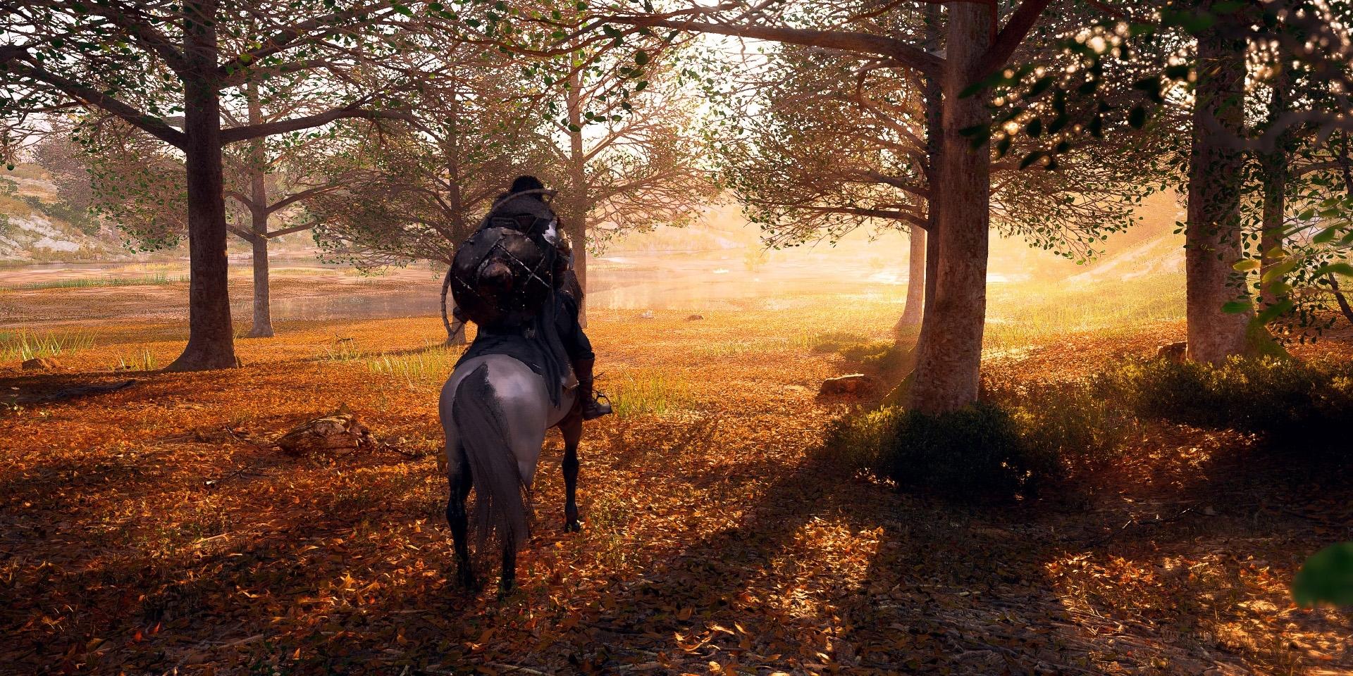 Игровая индустрия: Crimson Desert: Одиночная игра... с PvP и осадами?