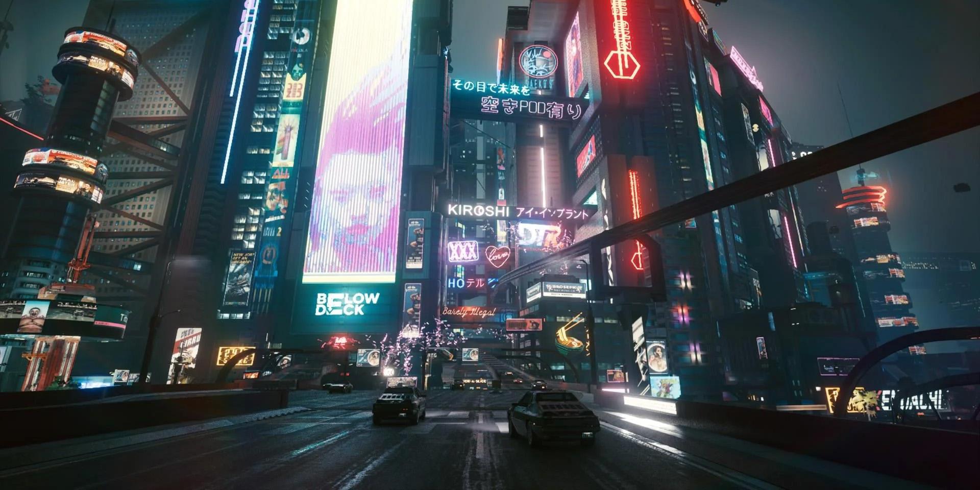 Игровая индустрия: Киберпанк, маркетинг и будущее