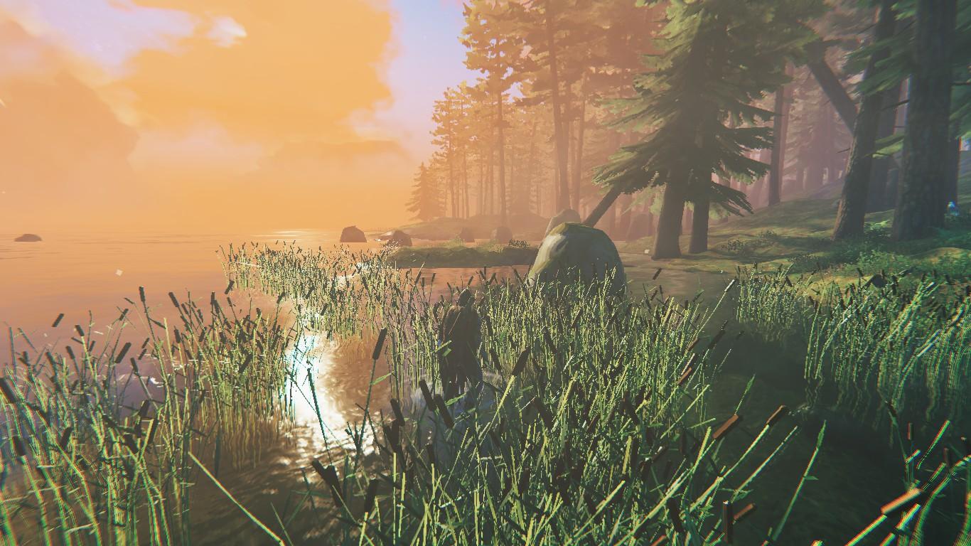 Valheim: Дневник отшельника: первые шаги в Valheim