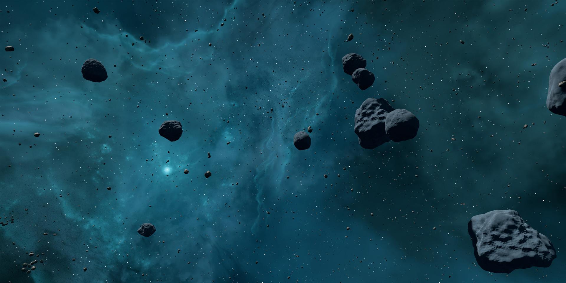 Starbase: Астероиды в тумане