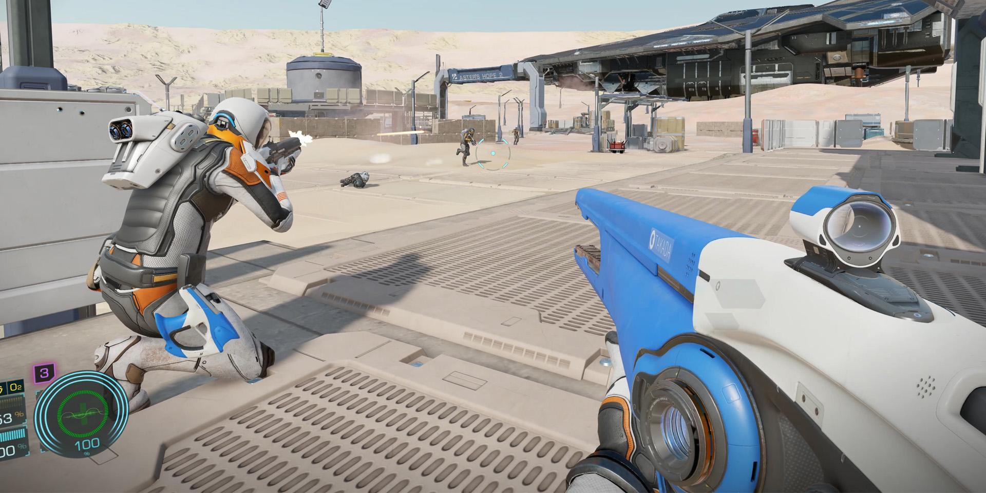 MMO-индустрия: В Elite показали наземную миссию, стримеры высадились в Pantheon, а игроки EVE сделали ролик о монетизации себя