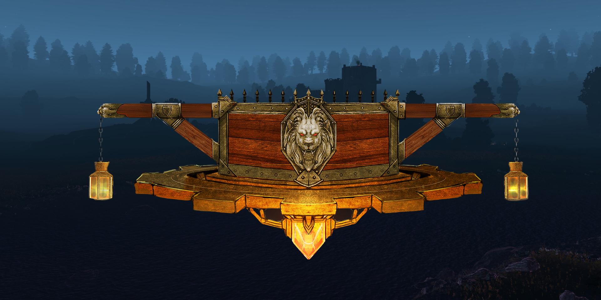Camelot Unchained: Vox Rota: первая реализация механики караванов
