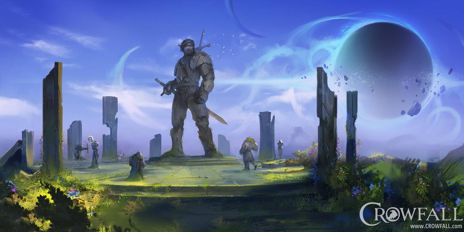 MMO-индустрия: Crowfall расширяет VIP-статус, Амазон запускает