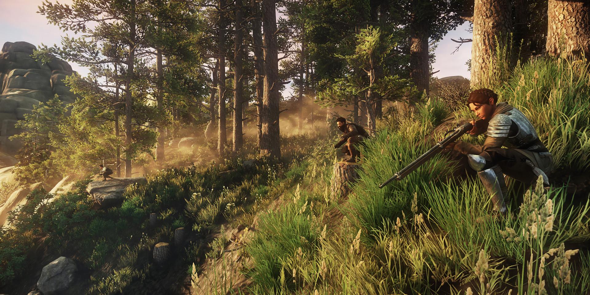 New World: Охотники без дичи: больше никаких PvE-бонусов при включении PvP-флага?