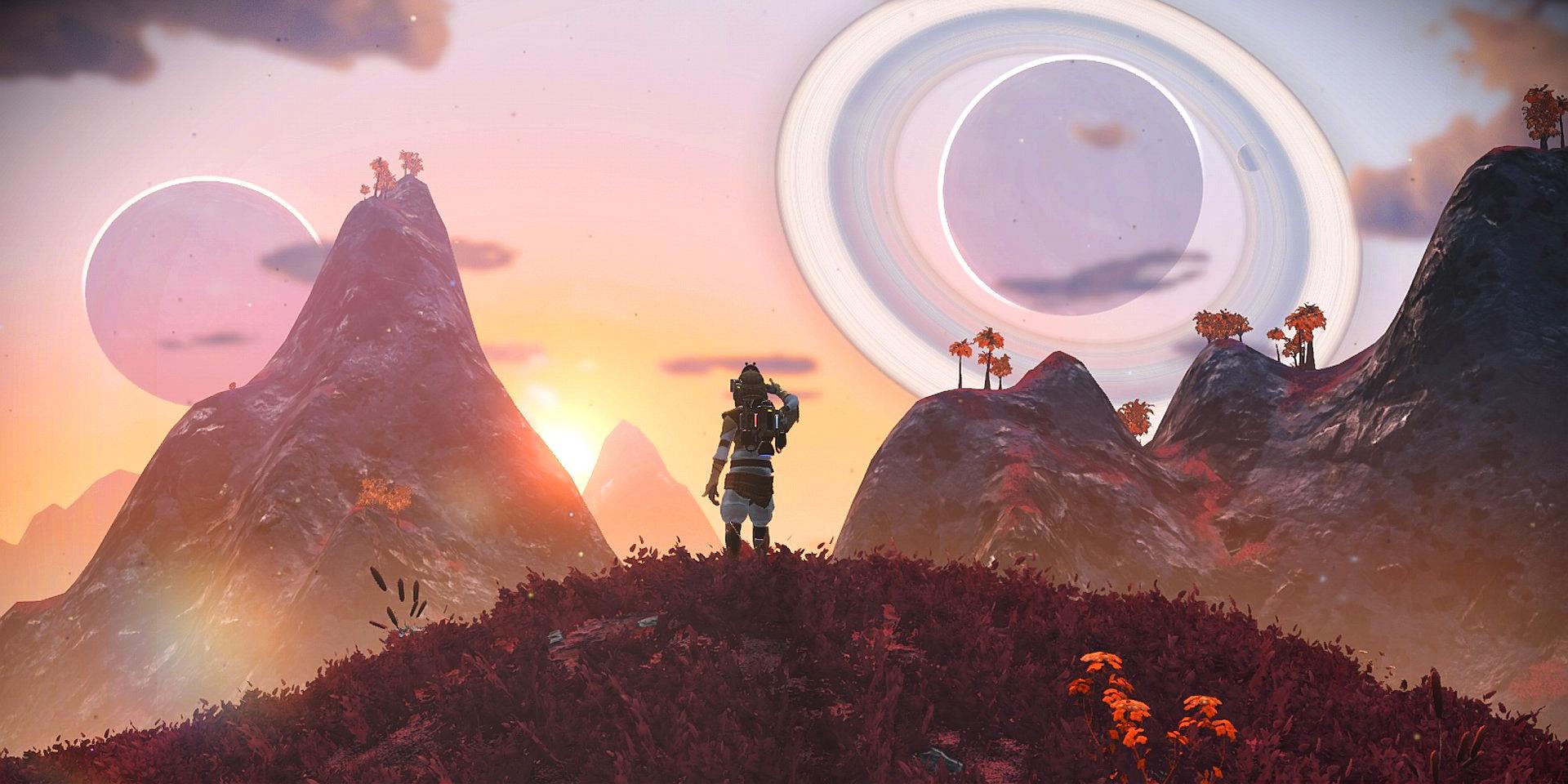 No Man's Sky: Пять лет живого инопланетного сервиса