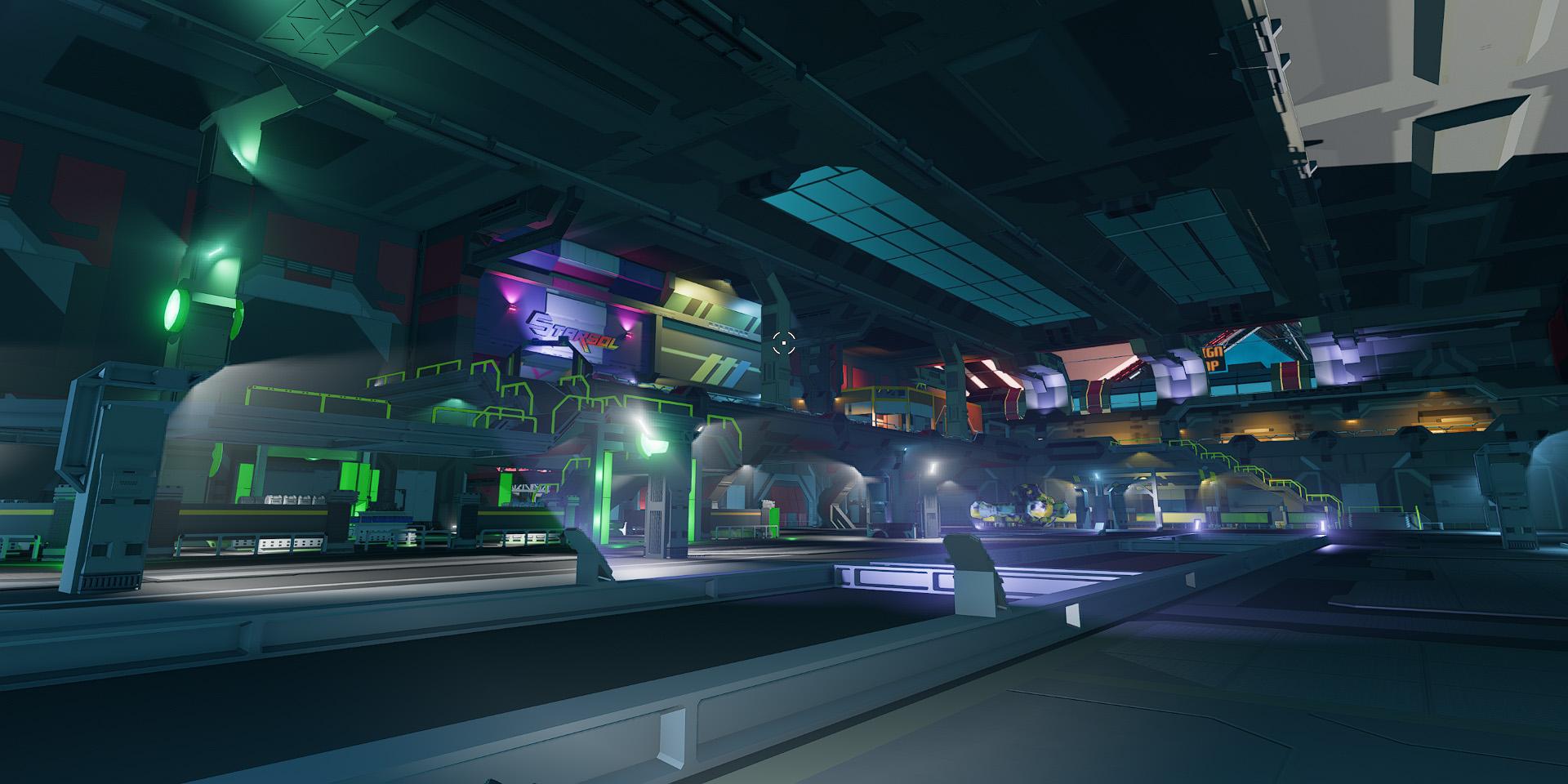 Starbase: Проблема общего склада
