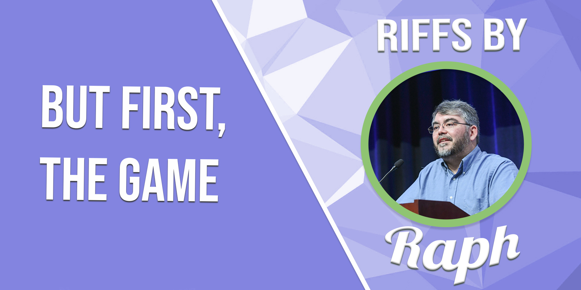 MMO-индустрия: Раф Костер рассказывает о том, что создаёт новую технологию прежде всего для самого себя